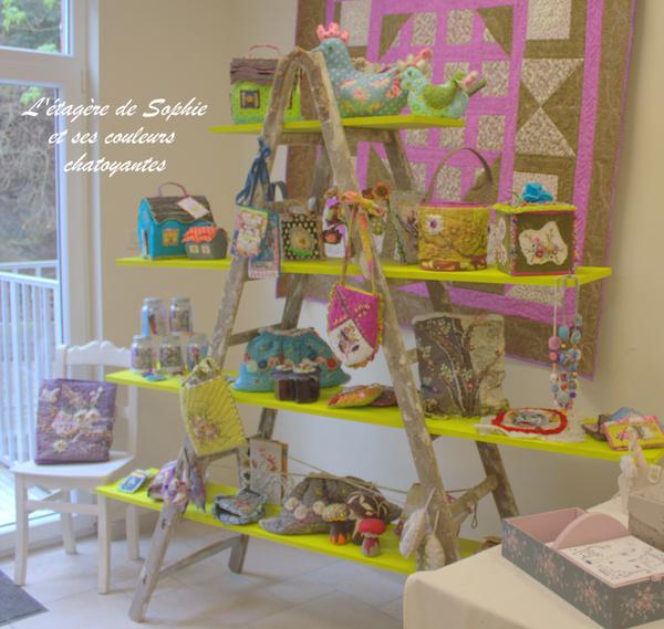L'étagère de Sophie