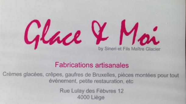 Glace & Moi