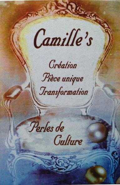 Invitation exposition REVE de QUILTS - CAMILLES