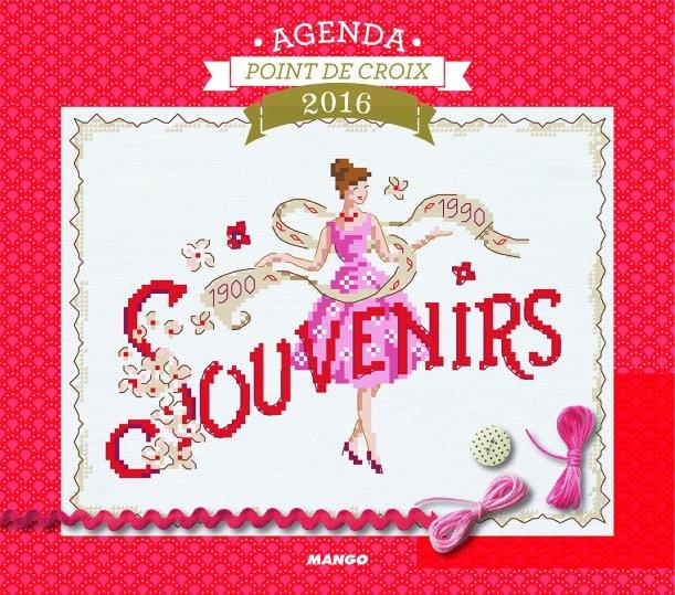Agenda Mango 2016 - Souvenirs